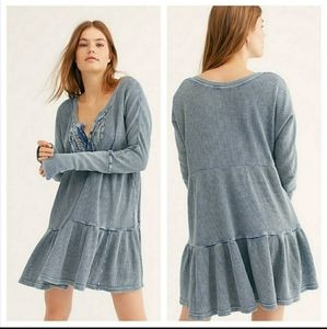 New Free People Jolene Mini Dress